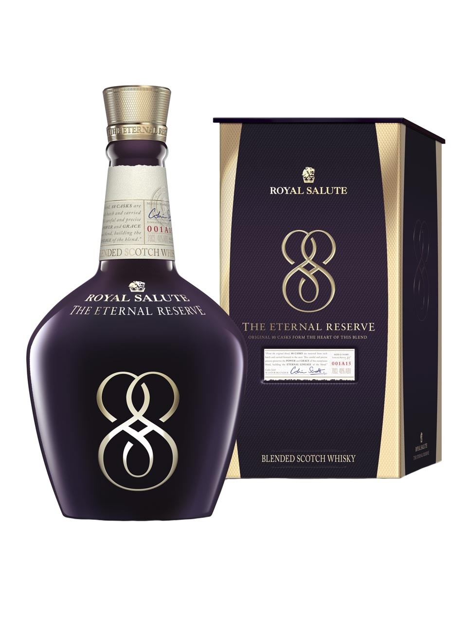 Rượu Chivas 88 Royal Salute The Eternal Reserve